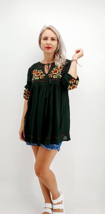 Bluza stilizata traditional Olivia 2 [0]