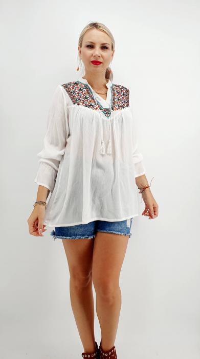 Bluza stilizata traditional Olivia 5 [1]