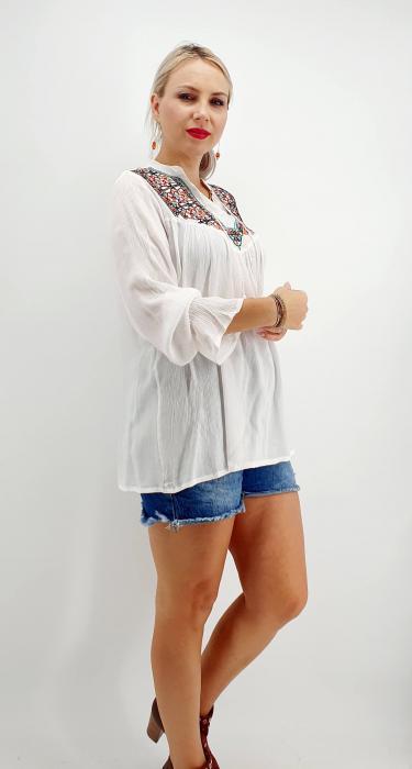 Bluza stilizata traditional Olivia 5 [4]