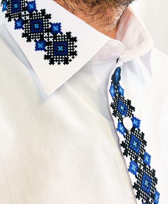 Set Traditional Vesta si Camasa 4