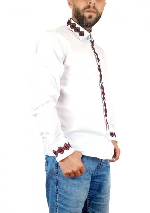 Camasa barbateasca brodata - Model III [1]