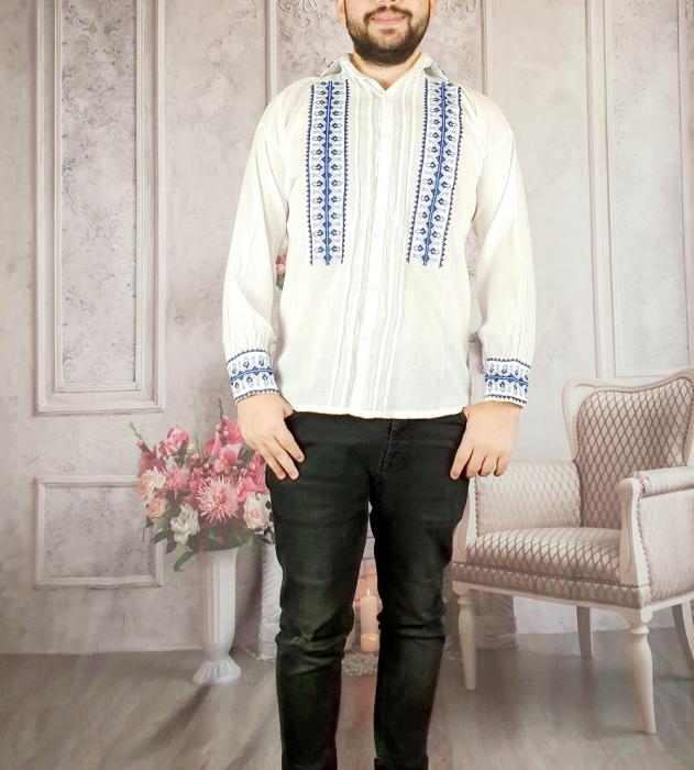Camasa Traditionala Ionut 5 cu nasturi [0]