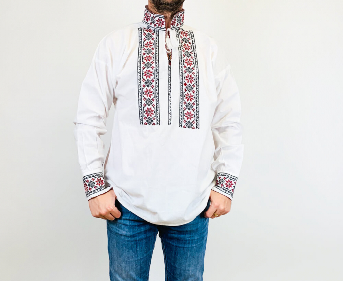 Camasa Traditionala Marcian [0]
