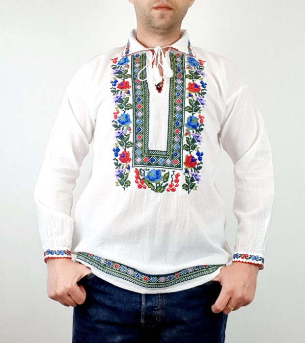 Camasa Traditionala Robertino 4 [1]