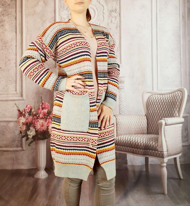 Cardigan din tricot Eliana 2 1