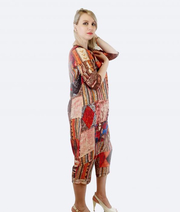 Compleu dama Multicolor 2 [3]