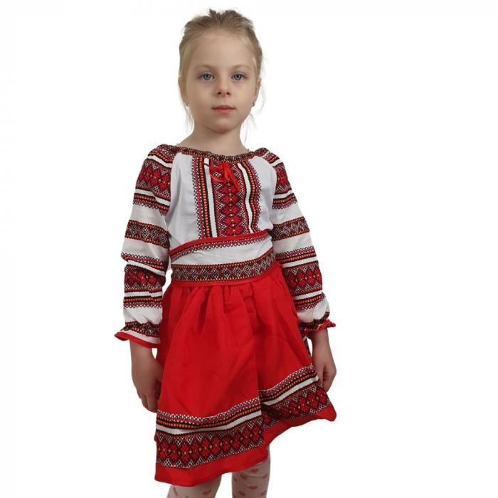 Costum Popular fetite Claudia 3