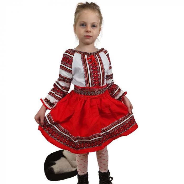 Costum Popular fetite Claudia 2