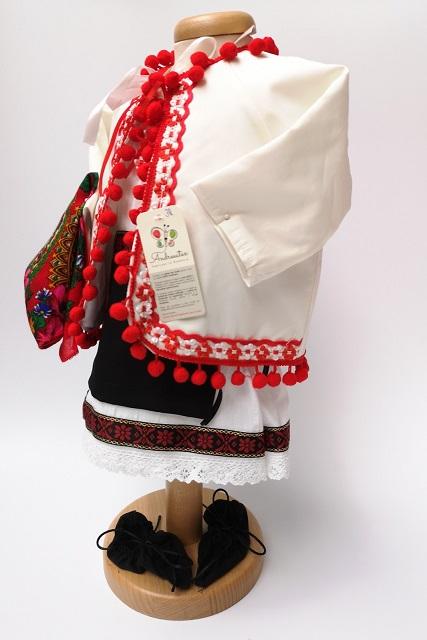 Costum National Botez Delia [2]