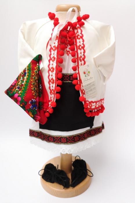 Costum National Botez Delia [3]