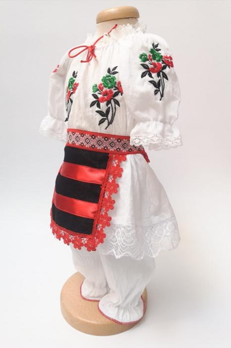 Costum national fete - Mira [6]