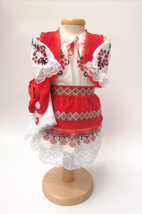 Costum national fete - Muna [2]