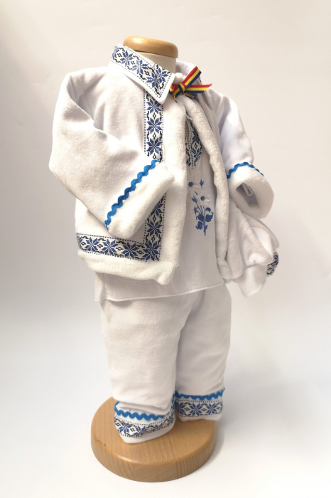 Costum Traditional pentru baieti Raul 13 2