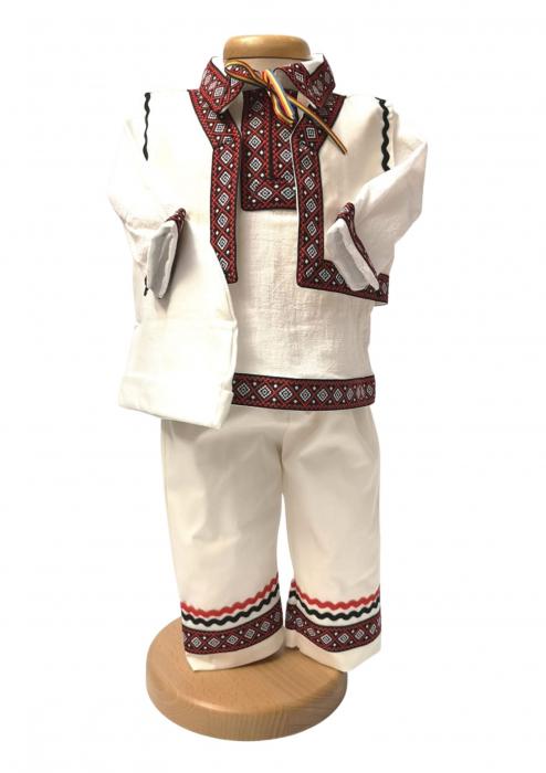 Costum National pentru baieti Adi 2 4