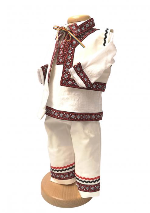 Costum National pentru baieti Adi 2 3