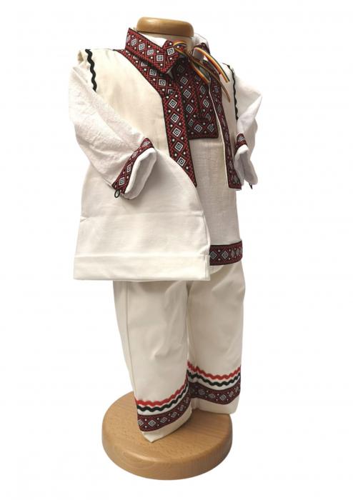 Costum National pentru baieti Adi 2 2