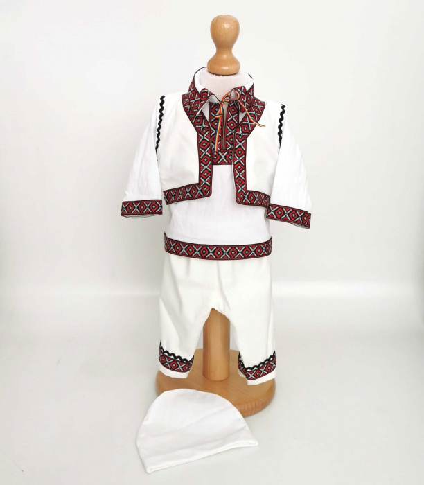 Costum National pentru baieti Adi 5 [0]