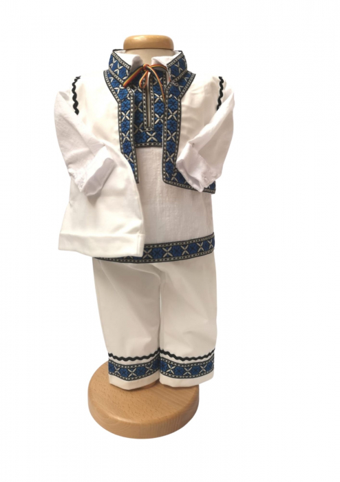 Costum National pentru baieti Adi [3]