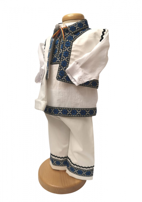 Costum National pentru baieti Adi [0]