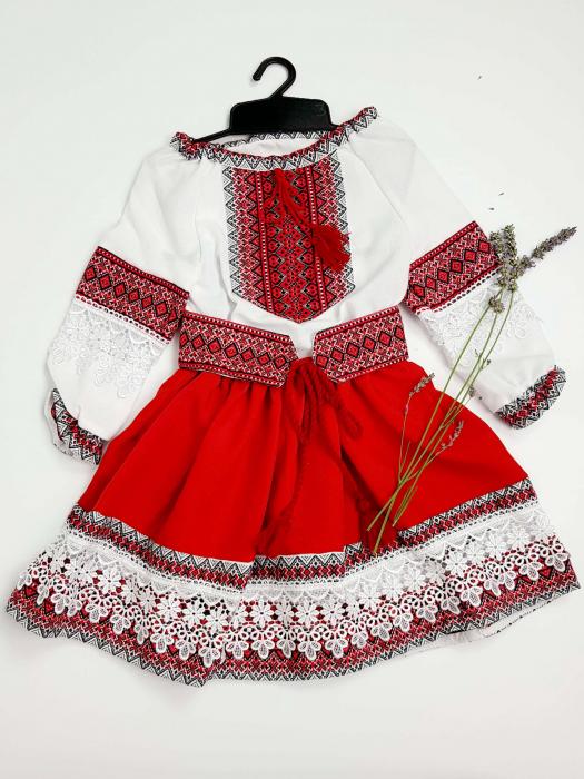 Costum popular fete Alesia 2 0