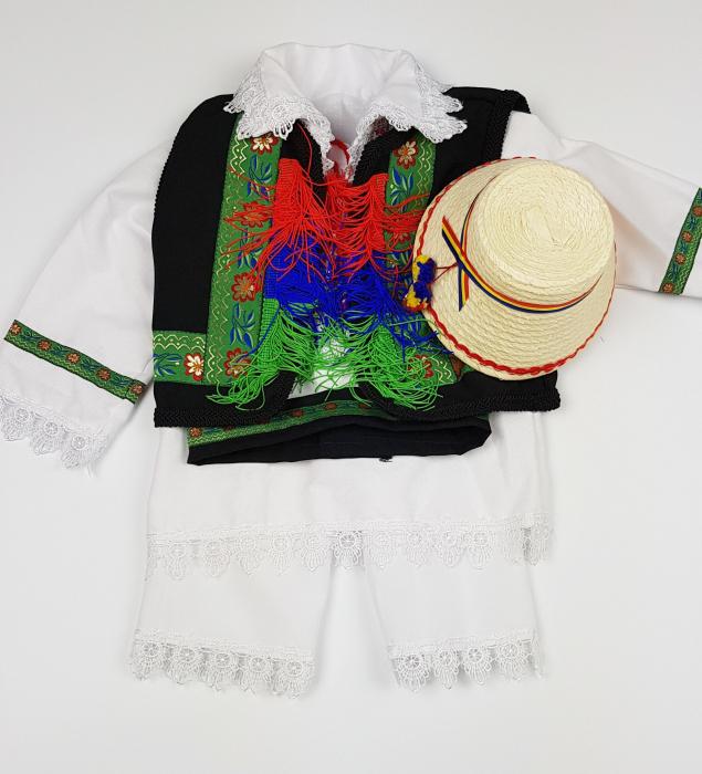 Costum Traditional Baietei Catalin 0