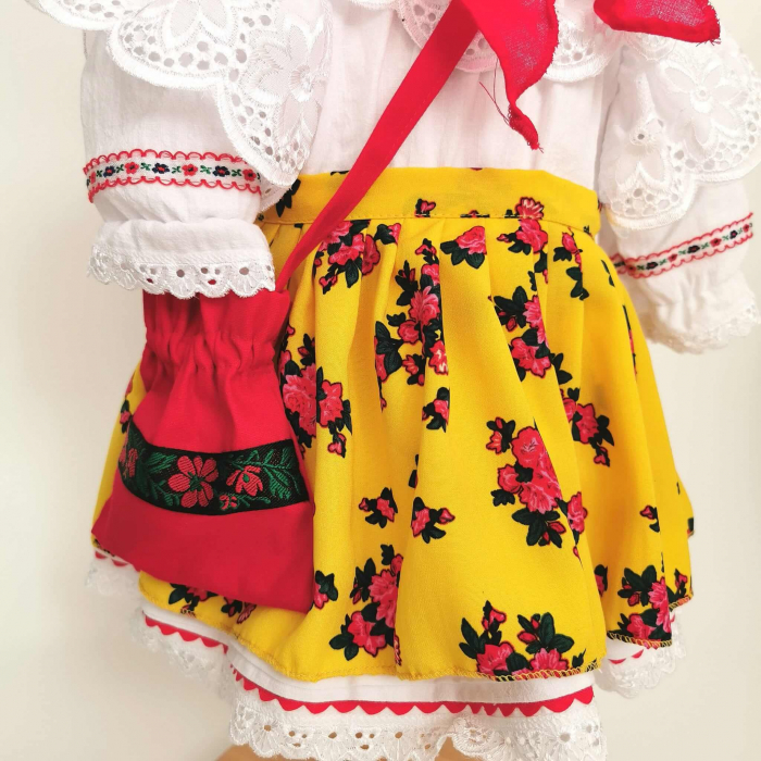 Costum Traditional Fetite 0-12 luni Mode VI [1]