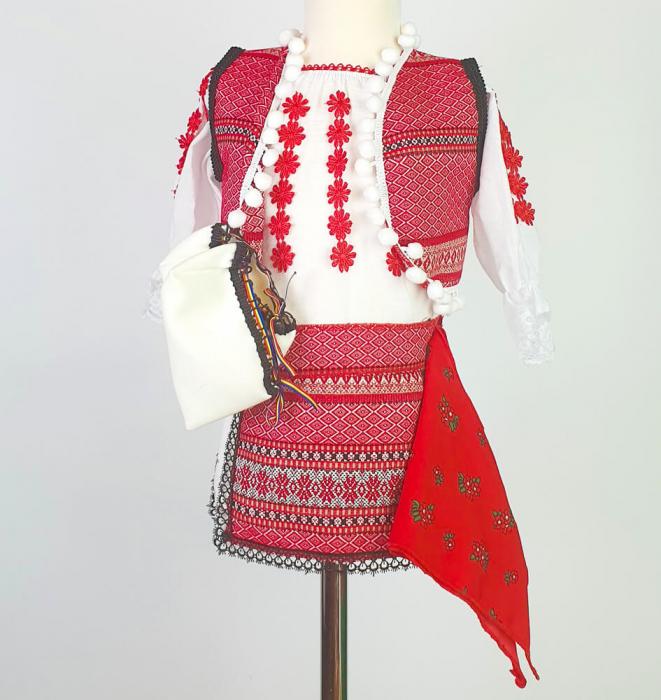 Costum Traditional Fetite Catalina 4 [0]