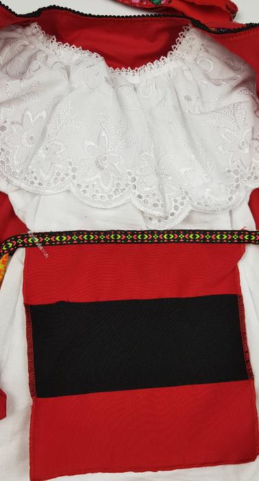 Costum Traditional Botez Fetite Catalina 3