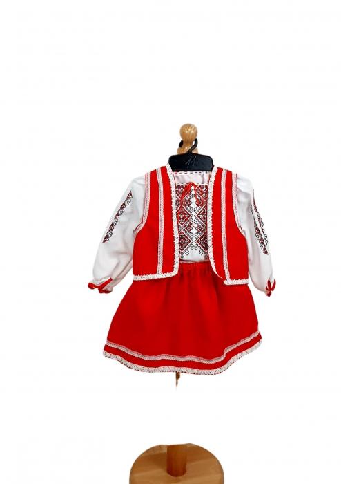 Compleu traditional Miruna – 3 piese [3]
