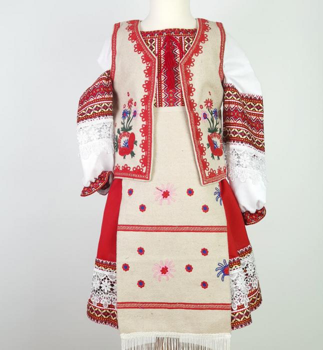 Costum traditional fetite Mira [0]
