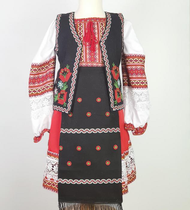 Costum traditional fetite Mira 4 [0]