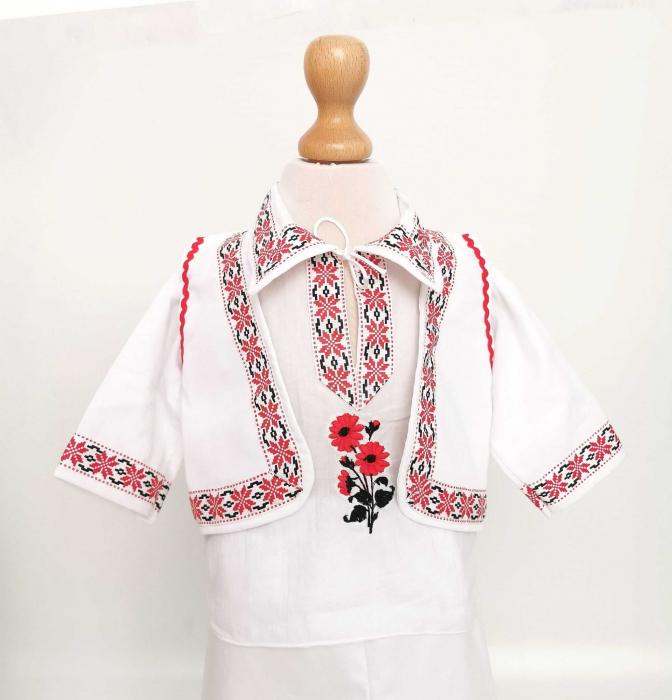 Costum Traditional pentru baieti Raul 15 [2]