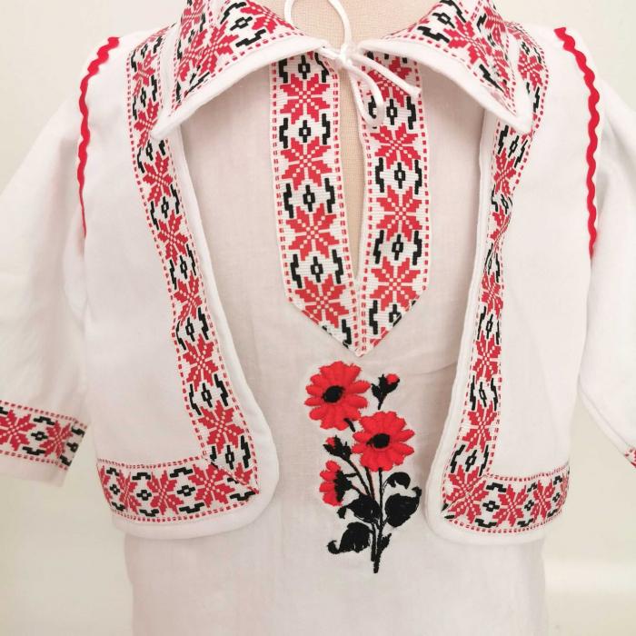 Costum Traditional pentru baieti Raul 15 [1]