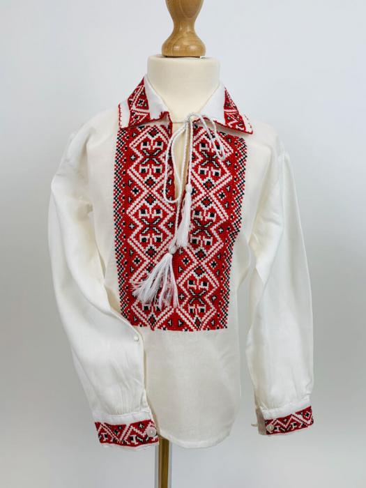 Ie Traditionala baieti - Nicolae [2]