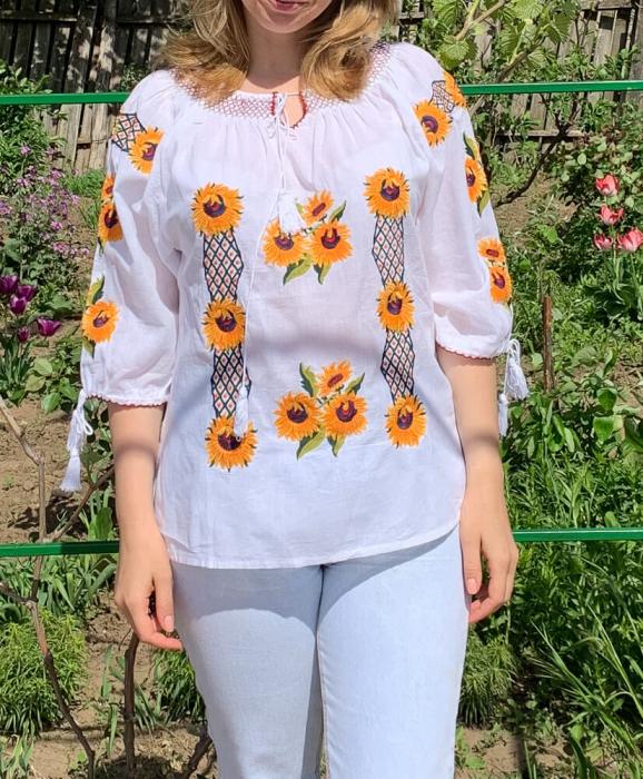 Ie Traditionala Florea Soarelui [3]