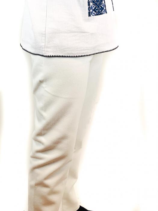Pantaloni albi pentru barbati [1]