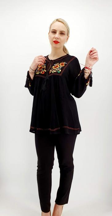 Bluza stilizata traditional Olivia 2
