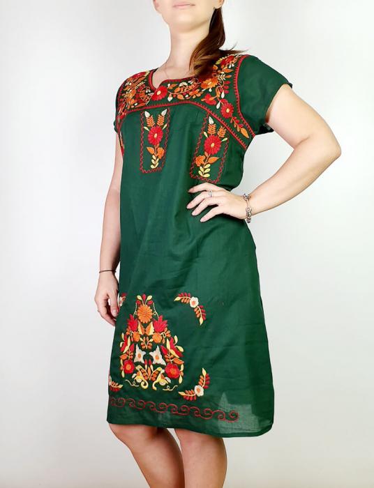 Rochie stilizata traditionala Emilia 9 [1]