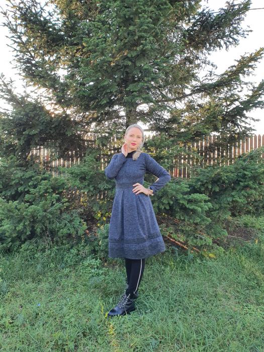 Rochie din tricot - Iuliana 4 [2]