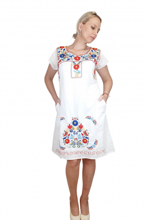 Rochie traditionala Emilia 5 [2]
