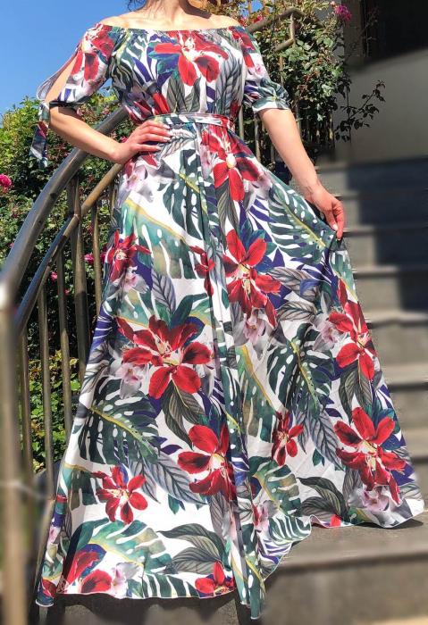Rochie eleganta Florentina [0]