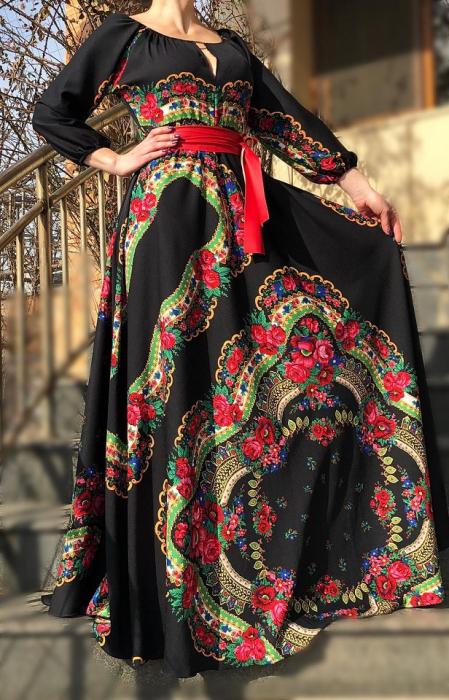 Rochie Eleganta Gipsy 2 [0]