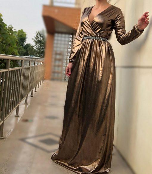 Rochie eleganta lunga Valentina [0]