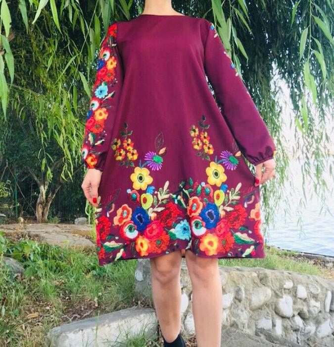 Rochie florala Toni 2 [0]