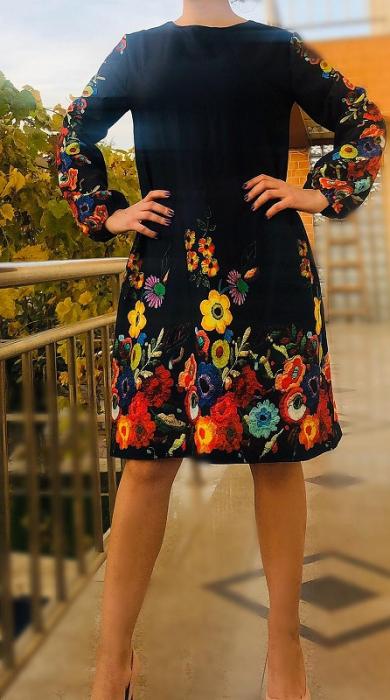 Rochie florala Toni 7 [0]