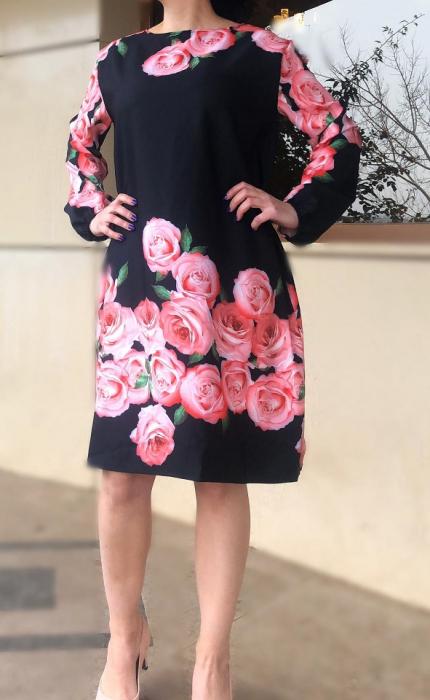 Rochie florala Toni 9 [1]