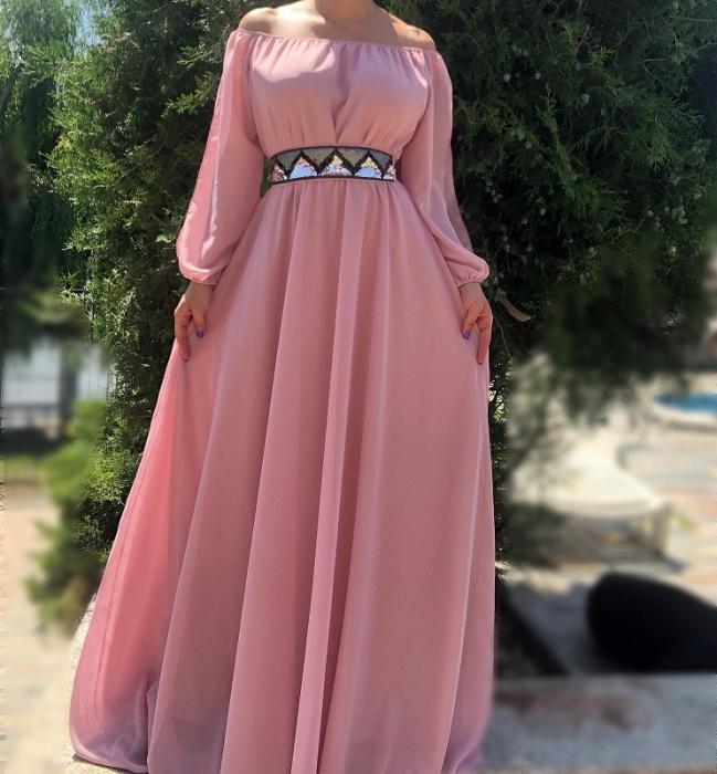 Rochie Lunga Camelia [2]