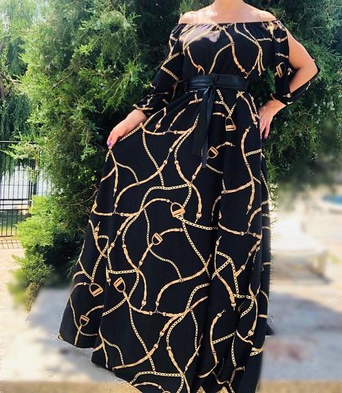 Rochie Lunga Camelia 2 [0]