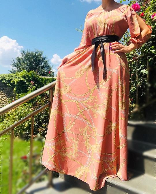 Rochie Lunga Camelia 4 [2]