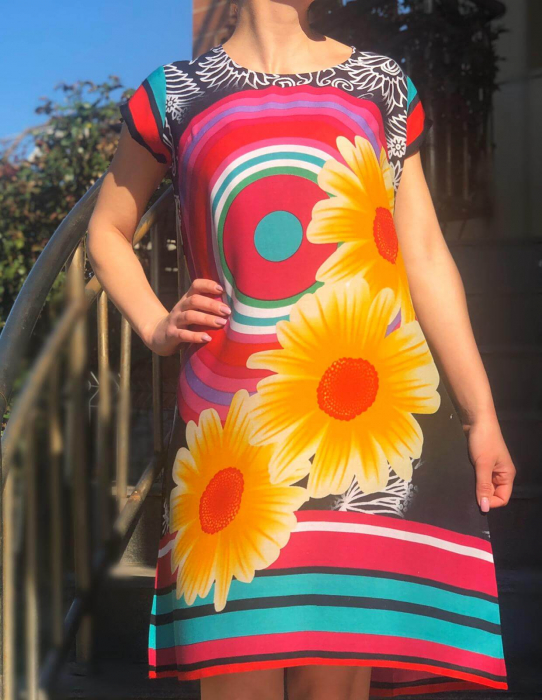 Rochie Floarea Soarelui [0]